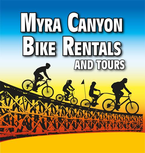 Myra Canyon Bicycle Tours and Rentals