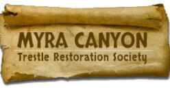 Myra Canyon Trestle Restoration Society
