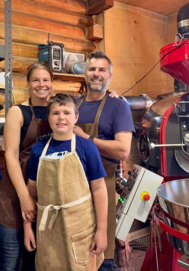 Myra Canyon Coffee Roasters